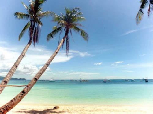 Philippines îles et plages.
